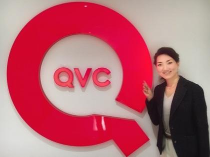 本日QVCゲスト出演デビュー!